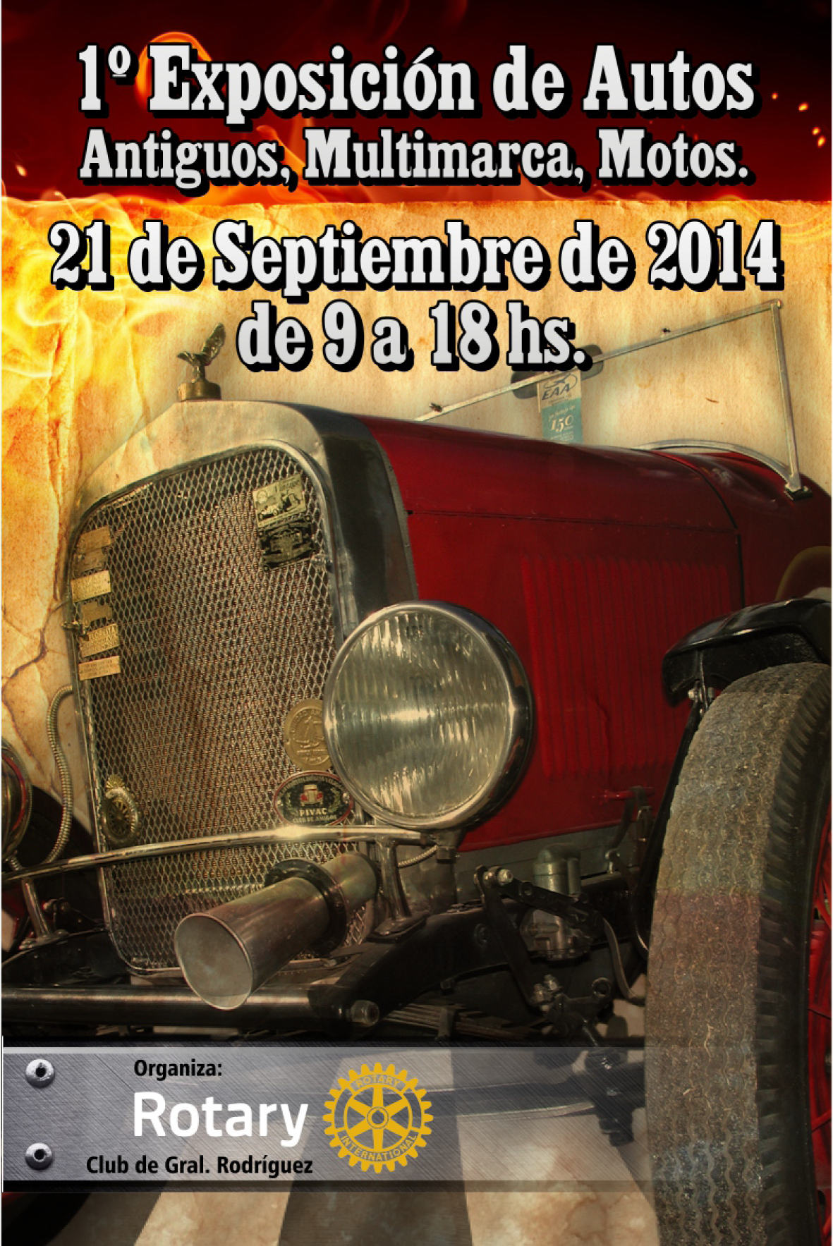 poster expo car